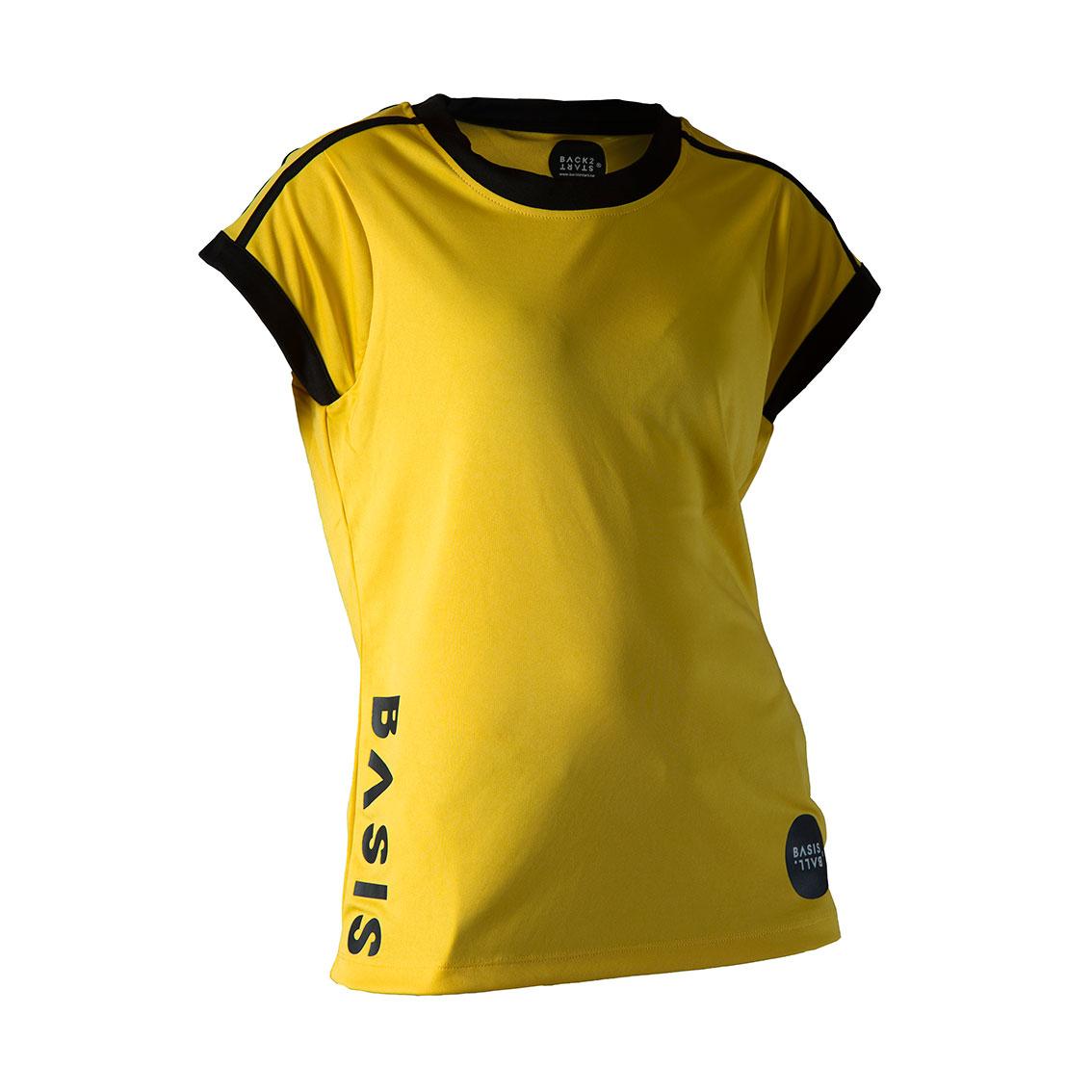 tee - yellow